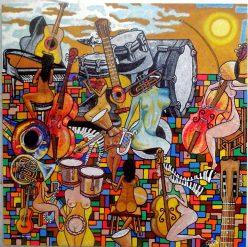 luciano art e noise